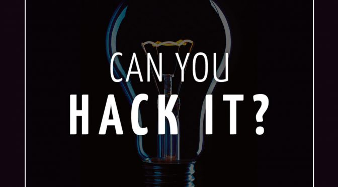 Hack all the things: Web, APIs, IoT, Android/iOS and more.
